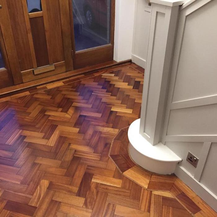 wood floor restoration